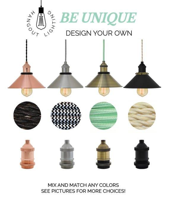 Design Your Own Pendant Light Custom Made Pendant