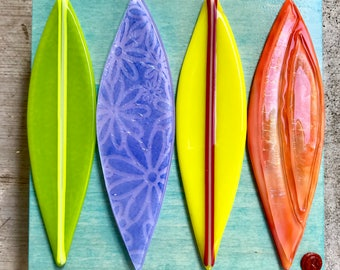 Surfboards by Shelly Batha Island Fused Glass