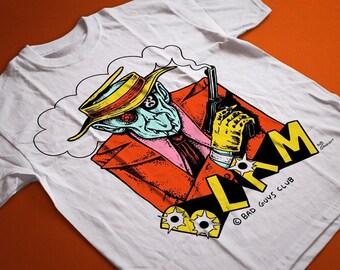 BLAM shirt (white)