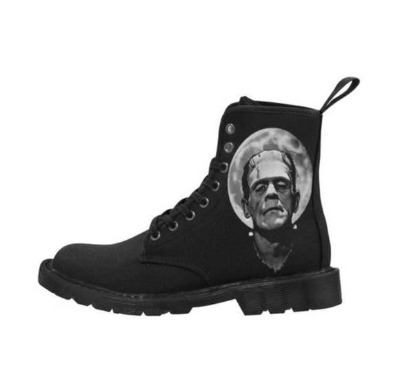 Frankenstein boots Ladies