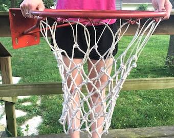 Old School Basket Ball Hoop
