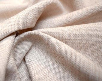 Plain Tweed Fabric REMNANT 56 inches x 4.25 yards