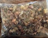 1oz Douglas Fir Resin - Raw, Organic, Sustainably Harvested Resin, Sap, Pitch - pseudotsuga menziesii, SAP615