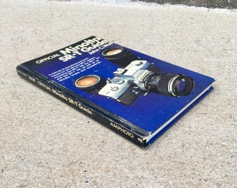 Vintage 1974 Minolta Camera Hardback Book