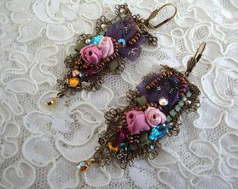 Bohemian earrings Bohemian earrings