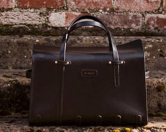 Flight Bag // Leather Cabin Bag // Carry-on luggage // DE BRUIR