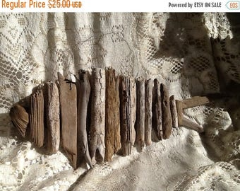 Summer Sale Driftwood Fish / Driftwood Art / Driftwood Wall Hanging / Beach Decor / Fisherman / Fish Gift / Beach Wood Art