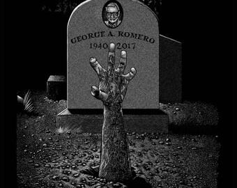 POSTER ROMERO HOMMAGE