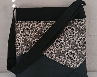 Tote: Downtown Abbey Fabric Range