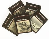 The Vietnam Experience Published by Boston Publishing Company - Five Book Set, Vietnam War Books