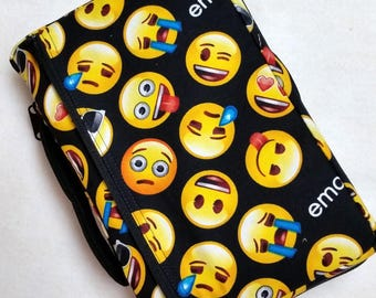 Bible Cover Custom Fit Emoji Classic