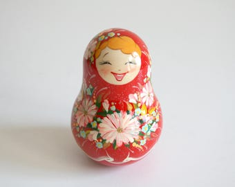 Russian Roly Poly Doll