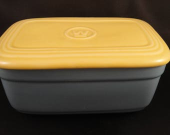 Hall for Westinghouse Blue and Yellow Refrigerator Dish