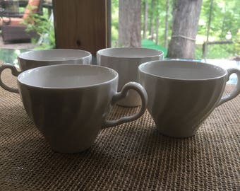 Vintage itonstone coffee cups