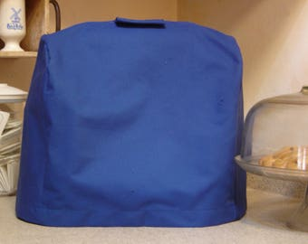 Arti KitchenAid mixer DUST COVER only,  gorgeous BLUE  For 4.5- 5 qt Tilt Head