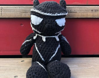 Black Panther Doll