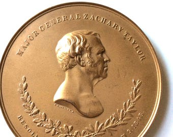 Resolution of Congress bronze medal