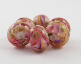 Winsome Rose Bead Set