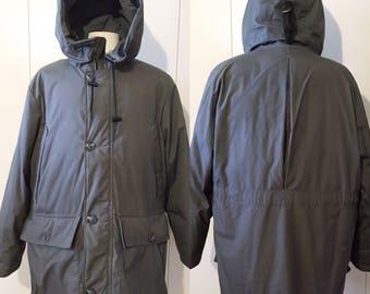 Eddie Bauer Coat, parka, heavy winter coat Men's L XL