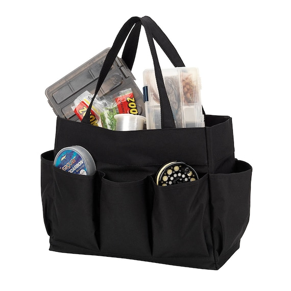 Essential Carry-All Tote in Black