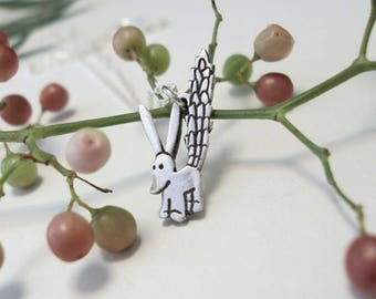Animal Necklace -925 silver-Free Shipping Worldwide