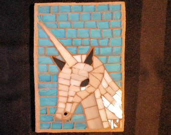 Unicorn Mini Mosaic 995