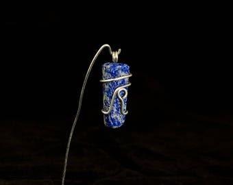 Lapis Lazuli Crystal Pendant