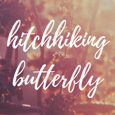 hitchhikingbutterfly