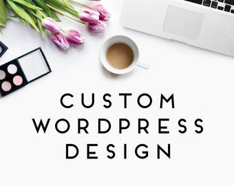 Blog Design Wordpress Design Template - VIP Mega Package