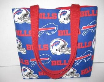 Buffalo Bills Football Team Medium Size Tote