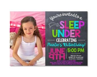 Sleep Under Invitation