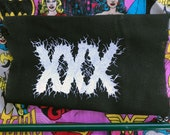 BLACK METAL XXX patch finally a decent straightedge patch that doesn't take itself too seriously much like me