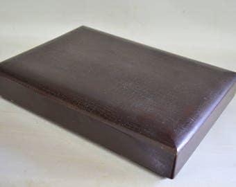Suzuri 6049, makie box sumi ink grinding stone