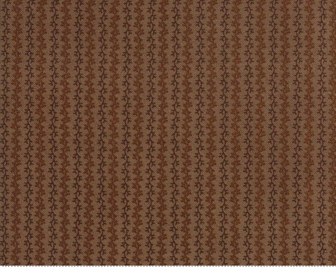 Timeless Brown 38025 12 by Jo Morton for Moda Fabrics