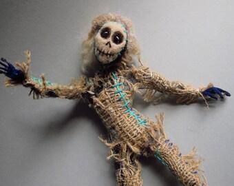 Zombie Lady Dead Doll