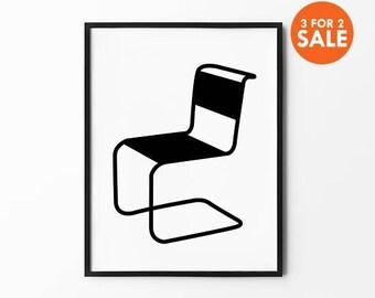 Minimalist Chair minimalist chair | etsy