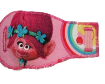 Princess Poppy Eye-Lids - kids eye patches - soft, washable eye patches for children and adults