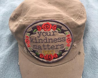Your Kindness Matters