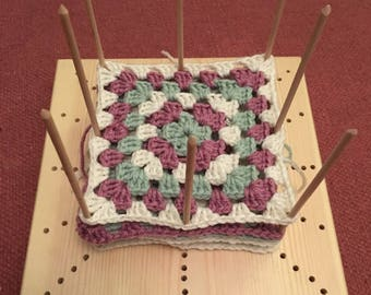 Crochet  Blocking board