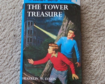 Hardy Boys Volume 1 and 2 Franklin W Dixon - You Choose Which One