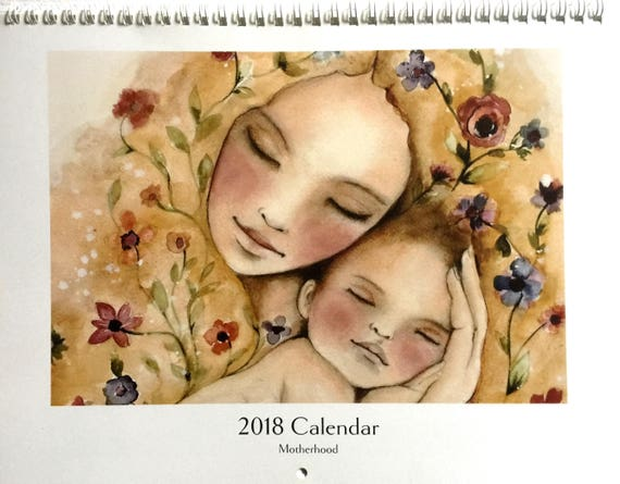 2018 Calendar Motherhood