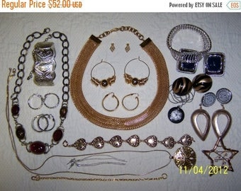 TWICE A YEAR, 25% Off Vintage Jewelry (Lot 91). Med. and Small.