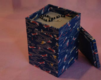 5 Level Jewelry Box(S) with Lid
