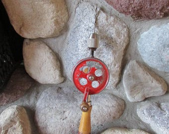 Vintage Hand Drill Made in USA
