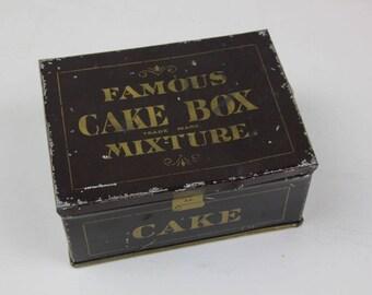 Cake Box Etsy