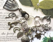 Stitch Marker Keeper The Enchanted Forest