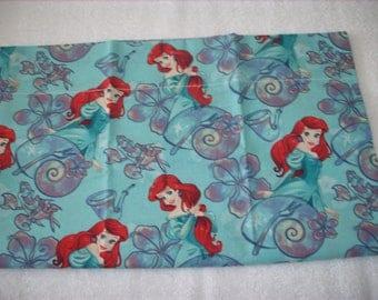 Ariel travel pillowcase