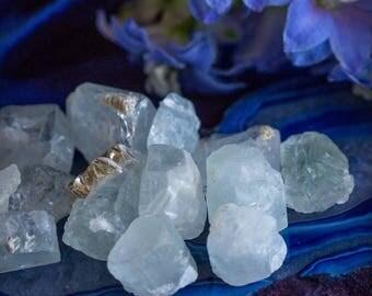 Natural Aquamarine Specimens