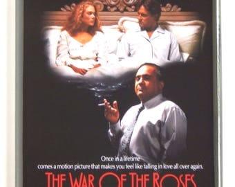 The War of the Roses Movie Poster Fridge Magnet
