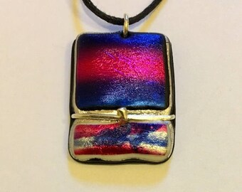 Brightly Coloured Pendant